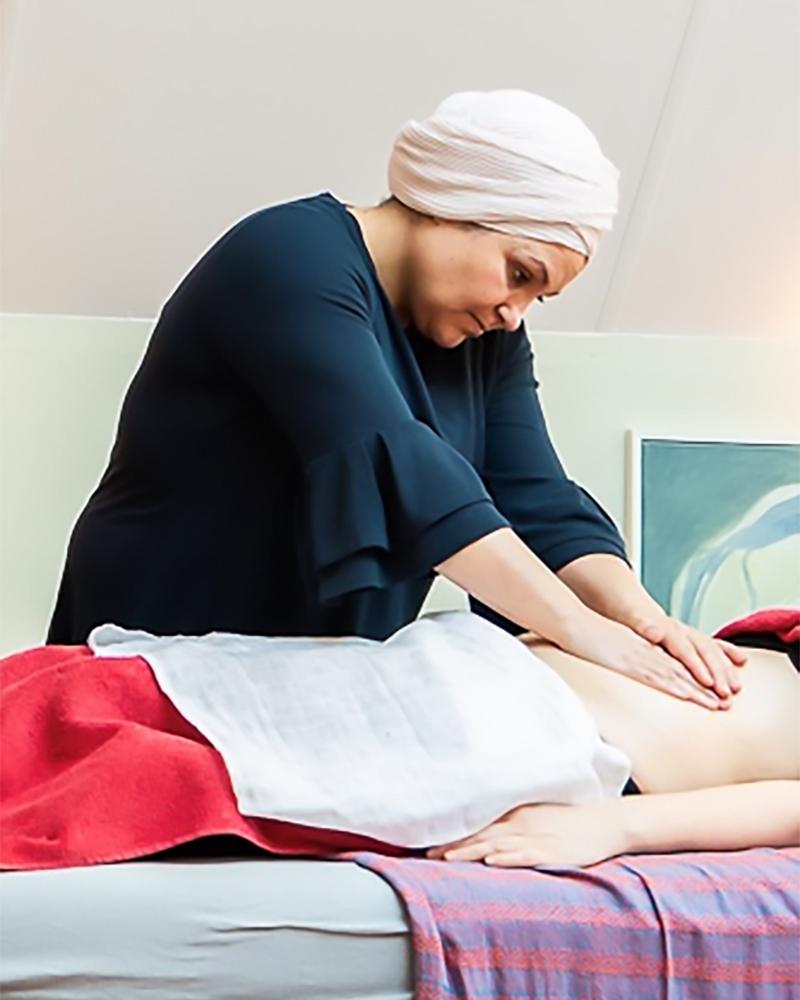 Fertiliteitsmassage - Baarmoedermassage - Womb Healing